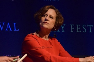 Denise Dresser Periodista y analista en el Hay Festival 2018
