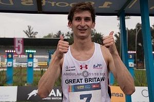 El Británico James Cooke, gana el oro en el Mundial de Pentatlón Moderno CDMX 2018