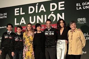 Elenco de la cinta El Día de la Unión