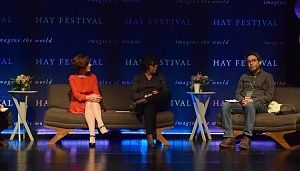 Hay Festival 2018 conferencia Periodismo Digital