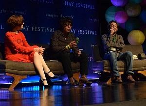 Hay Festival Querétaro 2018 conferencia Periodismo Digital
