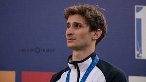 James Cooke de Gran Bretaña, gana el oro, en el Mundial de Pentatlón Moderno CDMX 2018