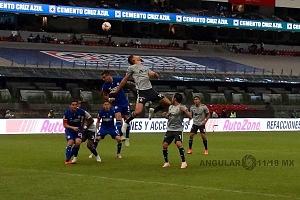 La Maquina de la Cruz Azul, vence al, Atlas 2-0 en la Jornada 10 del Apertura 2018