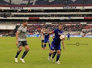 La Maquina de la Cruz Azul, vence al, Atlas 2-0 en la Jornada 10, del Apertura, 2018