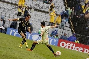 Las Águilas del América, vence al Monarcas Morelia 2-1, en la jornada 9, del torneo de liga mx, apertura 2018