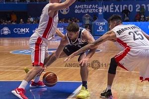 México pierde frente Argentina-74-78 en juego clasificatorio rumbo al Mundial de-China 2019