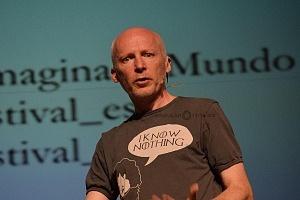Marcus Du Sautory Matematico se presento en el Hay Festival Querétaro 2018