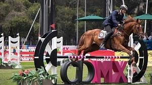 Mundial de Pentatlón Moderno, CDMX, 2018 disciplina, equitación