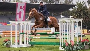 Mundial de Pentatlón Moderno, CDMX, 2018, disciplina, equitación