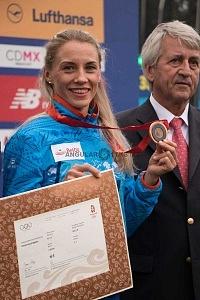 bielorrusa, Anastasiya Prokopenko