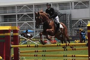 disciplina, equitación, categoría femenil Mundial de Pentatlón Moderno, Ciudad de México 2018
