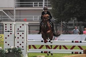 disciplina, equitación categoría femenil Mundial de Pentatlón Moderno Ciudad de México 2018