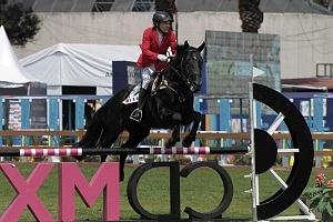 disciplina, equitación categoría femenil competidor de Rusia, Mundial de Pentatlón Moderno, Ciudad de México 2018