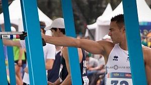 representante de Francia en el Mundial de Pentatlón Moderno CDMX 2018