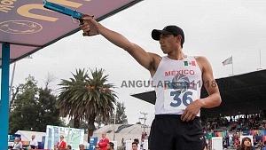 representante de México en el Mundial de Pentatlón Moderno CDMX, 2018