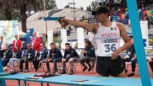 representante de México en el Mundial de Pentatlón Moderno, CDMX 2018