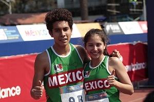 representantes de México, Mundial de Pentatlon Moderno, Ciudad de México 2018