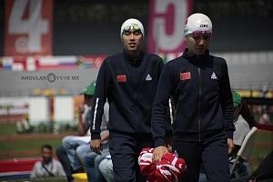 representas de Japon en el mundial de pentatlon moderno ciudad de Mèxico 2018