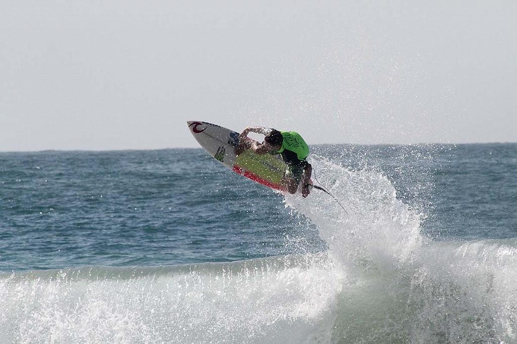 GoPro Surf Open Ixtapa 2018, Playa Escolleras, competencia