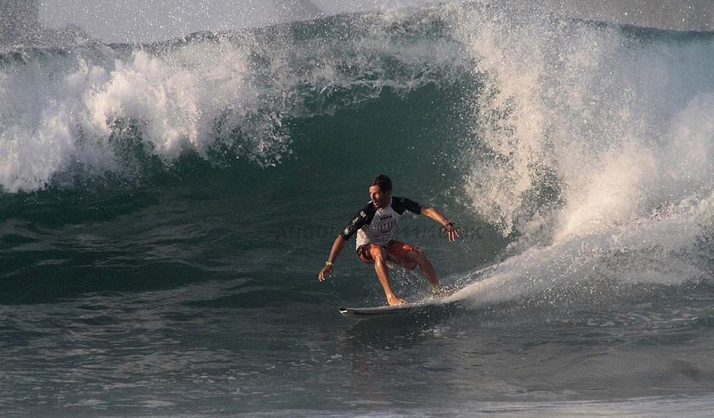 GoPro Surf Open Ixtapa Zihuatanejo 2018 playa escollera Heats Clsificatorios