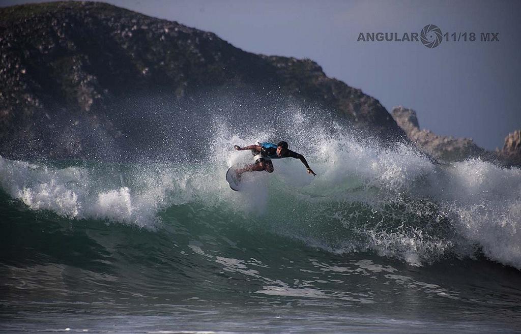 GoPro Surf Open Ixtapa Zihuatanejo heats finales Playa Escollera