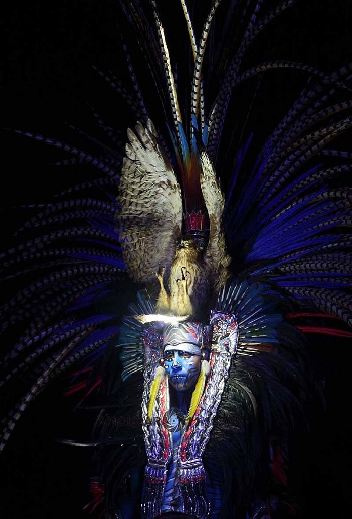 La Llorona cumple 25 años de llevar su leyenda a Xochimilco (elenco de la obra)