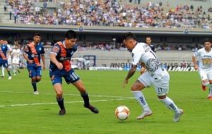 Pumas empata con Puebla 2-2 en la jornada 11 del torneo apertura 2018