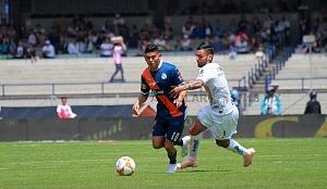 Pumas empata con Puebla, 2-2 en la jornada 11 del torneo apertura 2018