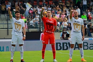 Pumas empata con Puebla en la jornada 11 del torneo apertura 2018