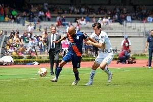 Pumas empata contra el Puebla 2-2, en la jornada, 11, del torneo de liga apertura, 2018