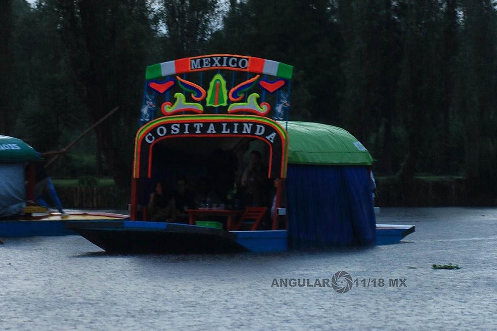 XXV aniversario de la escenificación de la llorona, en Cuemanco, e inicio de la temporada 2018
