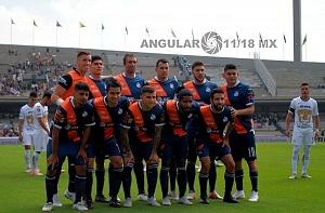 equipo titular del Puebla en la jornada 11 del torneo apertura 2018
