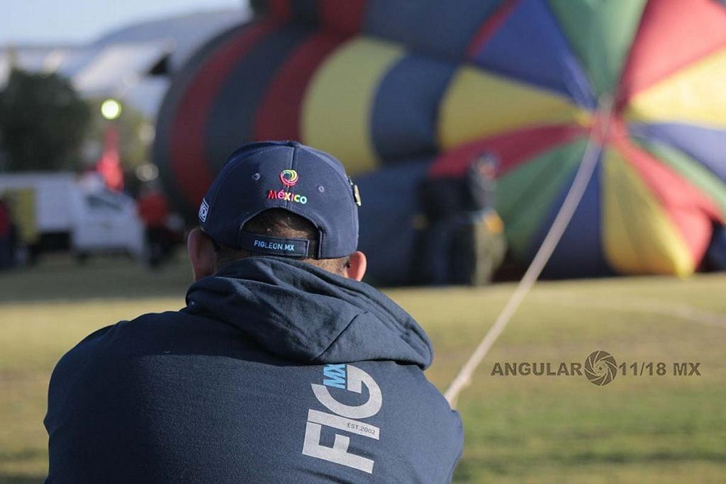 Festival Internacional del Globo 2018 León Guanajuato despegues