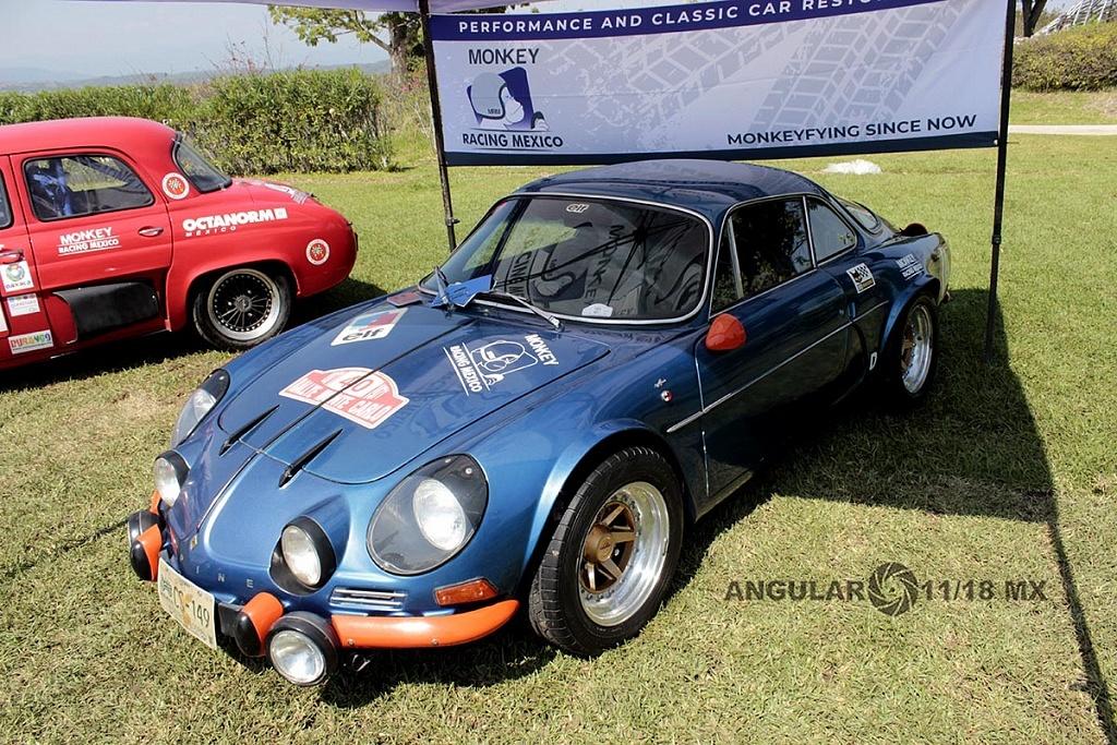 Festival VintageTercera Edición, Jardines de México, exhibición de autos clásicos 2018,