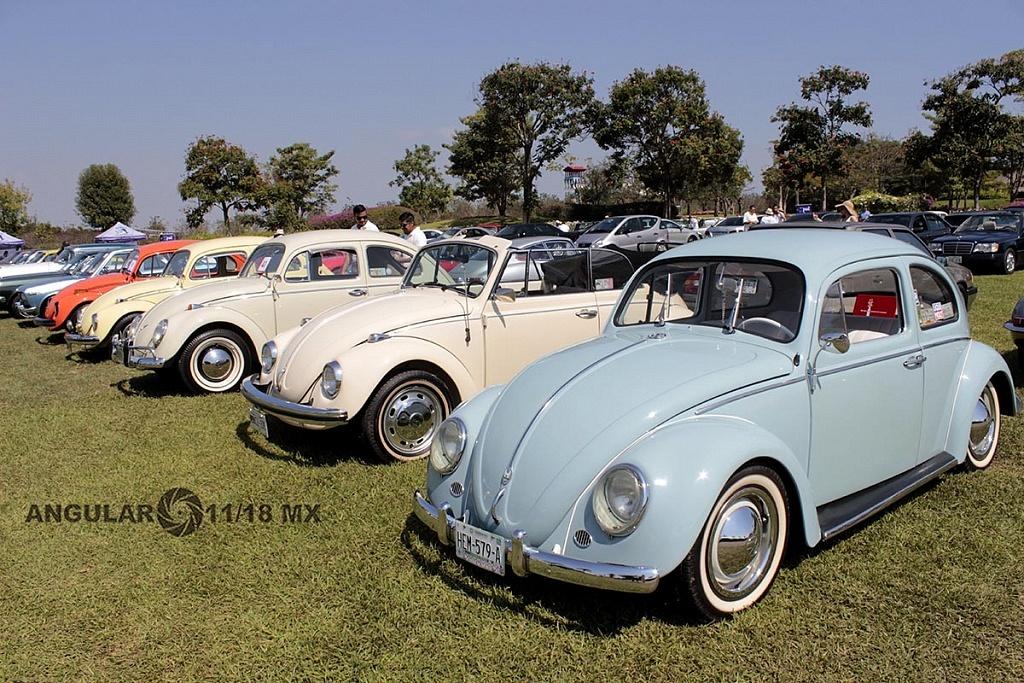 Festival Vintage,Tercera Edición Jardines de México exhibición de autos clásicos y deportivos 2018