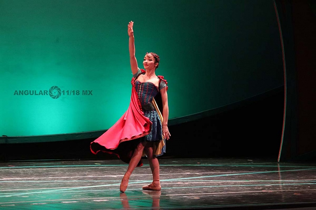 La Compañía Nacional de Danza present Blancanieves en el Teatro de la Ciudad Esperanza Iris,