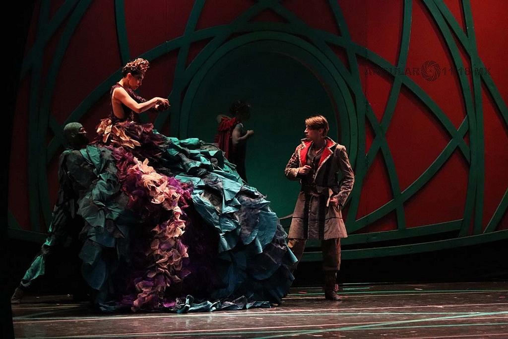 La Compañía Nacional de Danza presenta Blancanieves en el Teatro de la Ciudad Esperanza Iris,