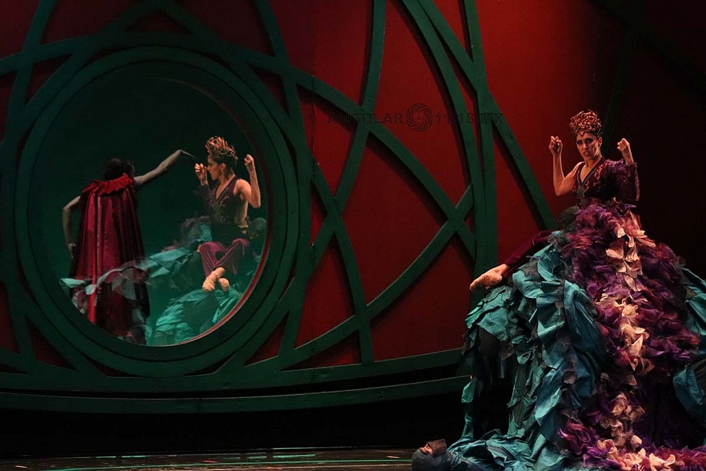 La Compañía Nacional de Danza presenta Blancanieves, en el Teatro de la Ciudad Esperanza Iris