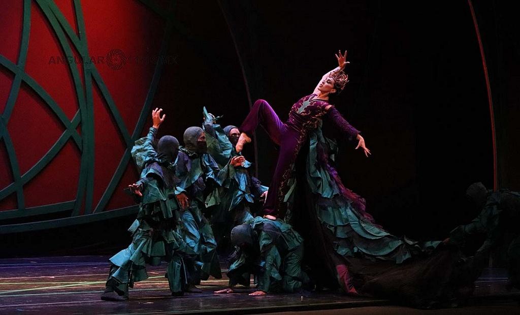 La Compañía Nacional de Danza, presenta Blancanieves en el Teatro de la Ciudad Esperanza Iris,
