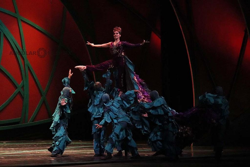 La Compañía Nacional de Danza, presenta Blancanieves en el Teatro de la Ciudad Esperanza Iris