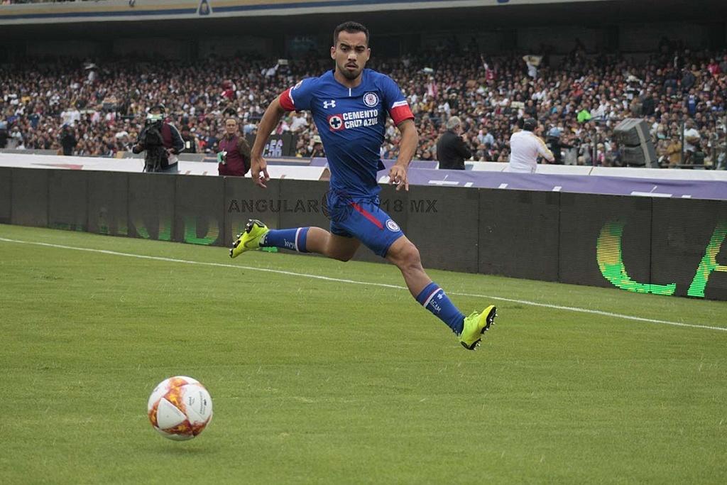 Pumas cae frente a Cruz Azul 1-2 en la jornada 15 del apertura 2018