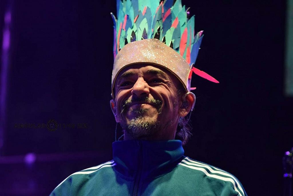 Rubén Albarrán en la Quinta Edición del Festival Marichela 2018
