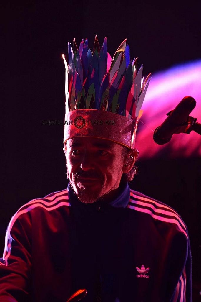 Rubén Albarrán, en la Quinta Edición del Festival Marichela, 2018