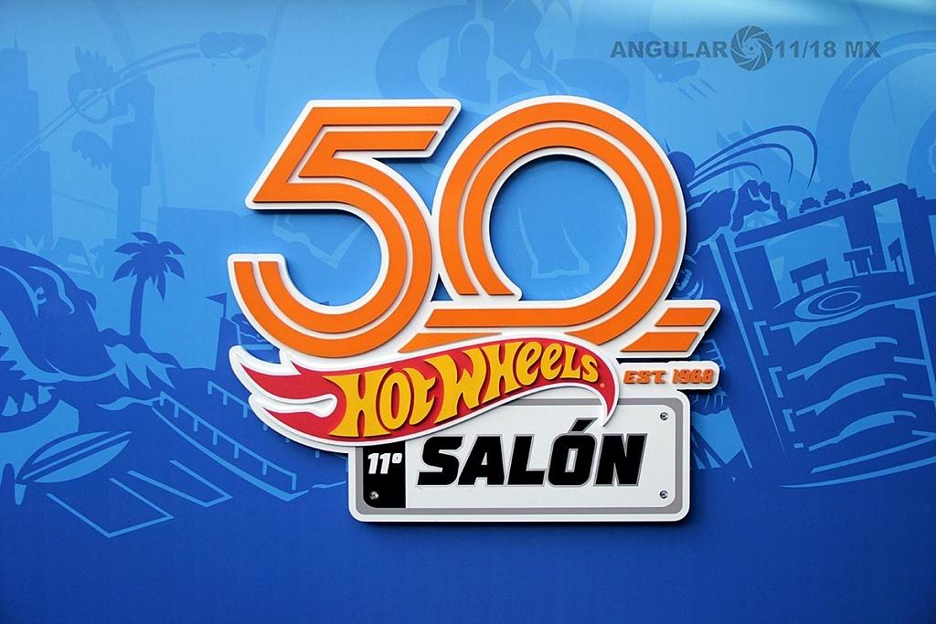 11ª edición del Salón Hot Wheels CDMX