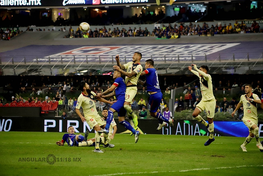 América derrota a Cruz Azul 2-0 en la final del torneo de la liga mx apertura 2018