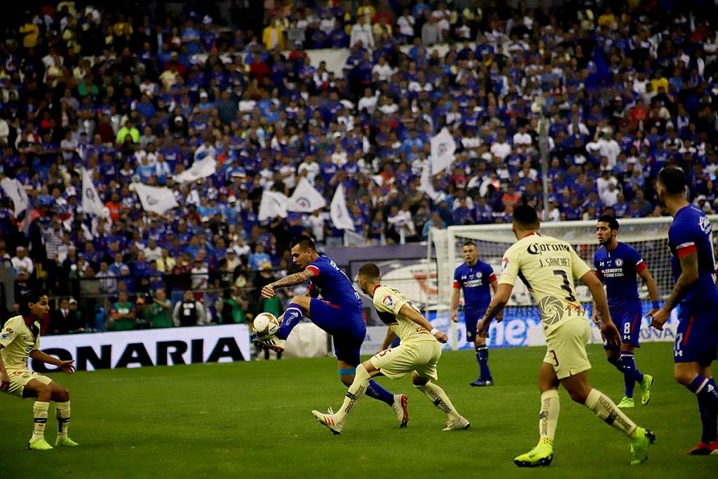 América derrota a Cruz Azul 2-0, en la final del torneo de la liga mx apertura 2018,