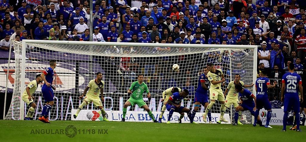 América derrota a Cruz Azul 2-0, en la final del torneo de la liga mx apertura, 2018,