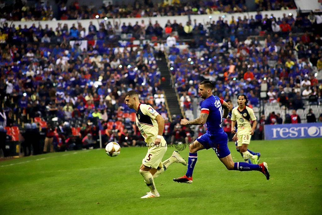 América derrota a Cruz Azul 2-0, en la final del torneo de la liga mx, apertura 2018