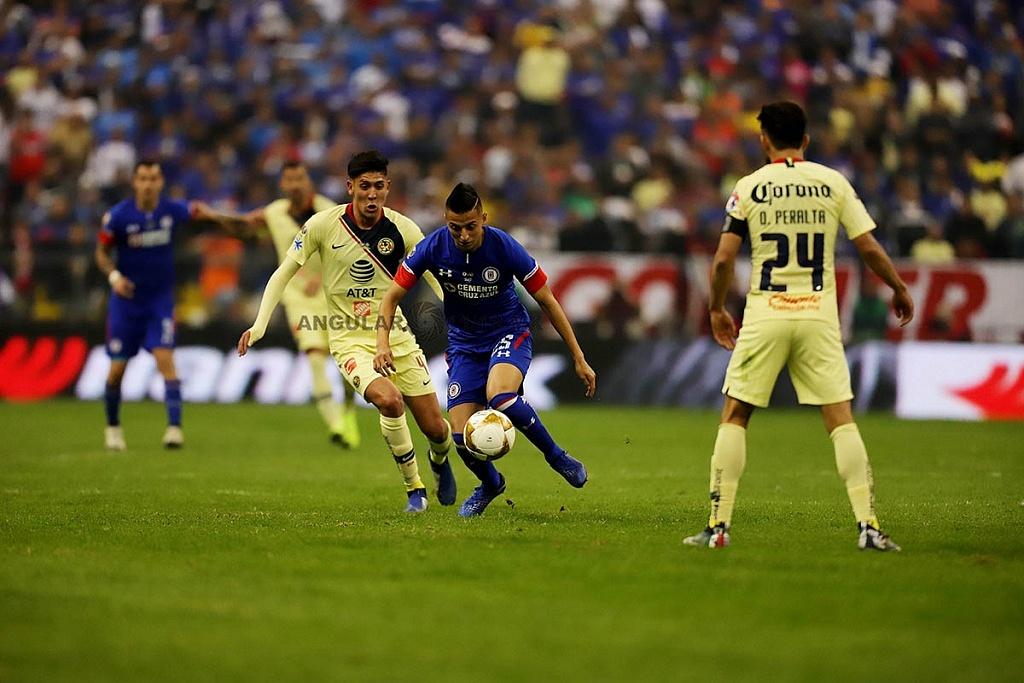 América derrota a Cruz Azul 2-0, en la final del torneo de la liga mx, apertura, 2018