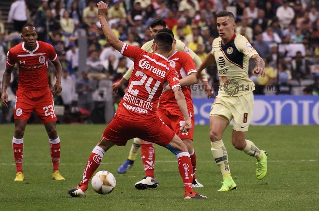 América vence al Toluca, y está dentro de la Semifinal-Apertura 2018,